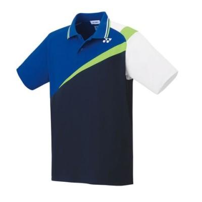 ヨネックス ゲームシャツ 10316 ミッドナイトネイビ メンズ ユニセックス 2019SS バドミントン テニス ゆうパケット(メール便)対応