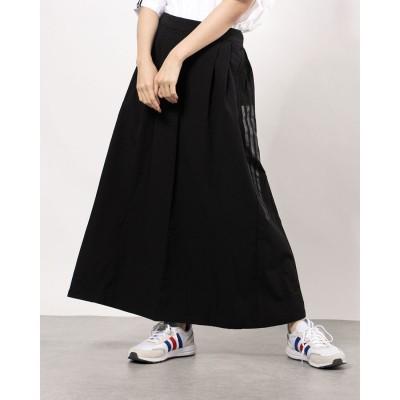 アディダス adidas レディース スカート WTECHLONGSKIRT GV1854 (ブラック)