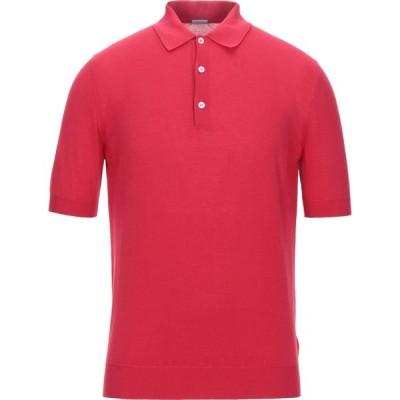 マーロ MALO メンズ ニット・セーター トップス Sweater Brick red