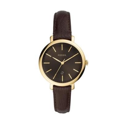 FOSSIL 腕時計  腕時計、アクセサリー  レディース腕時計  腕時計 ココア