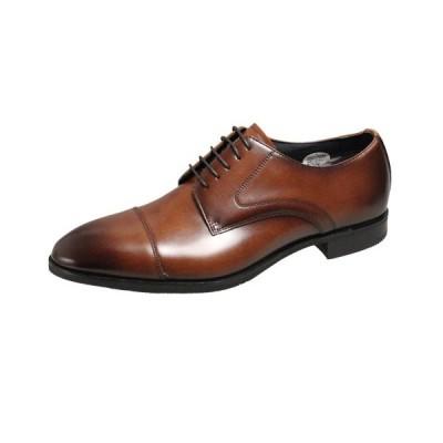 マドラスモデロ メンズシューズ 8372ダークブラウン ストレートチップ外羽根紐付紳士靴防水通気性に優れたeventファブリックに抗菌防臭のビジネスシューズ
