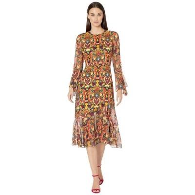 プラバル グルン Prabal Gurung レディース ワンピース ワンピース・ドレス Rania Dress Marigold Multi
