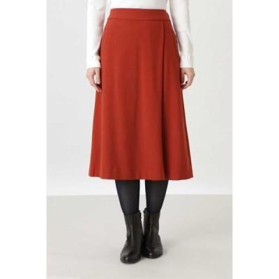 HUMAN WOMAN / ヒューマンウーマン ◆フェイクウールスカート