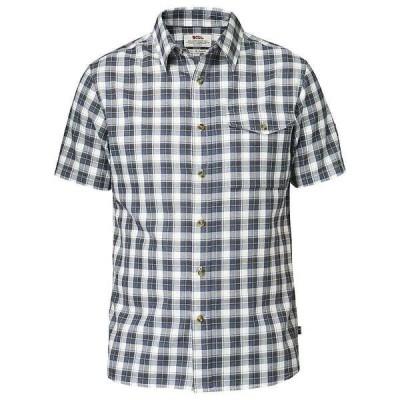 フェールラーベン メンズ シャツ トップス Fjallraven Men's Singi SS Shirt