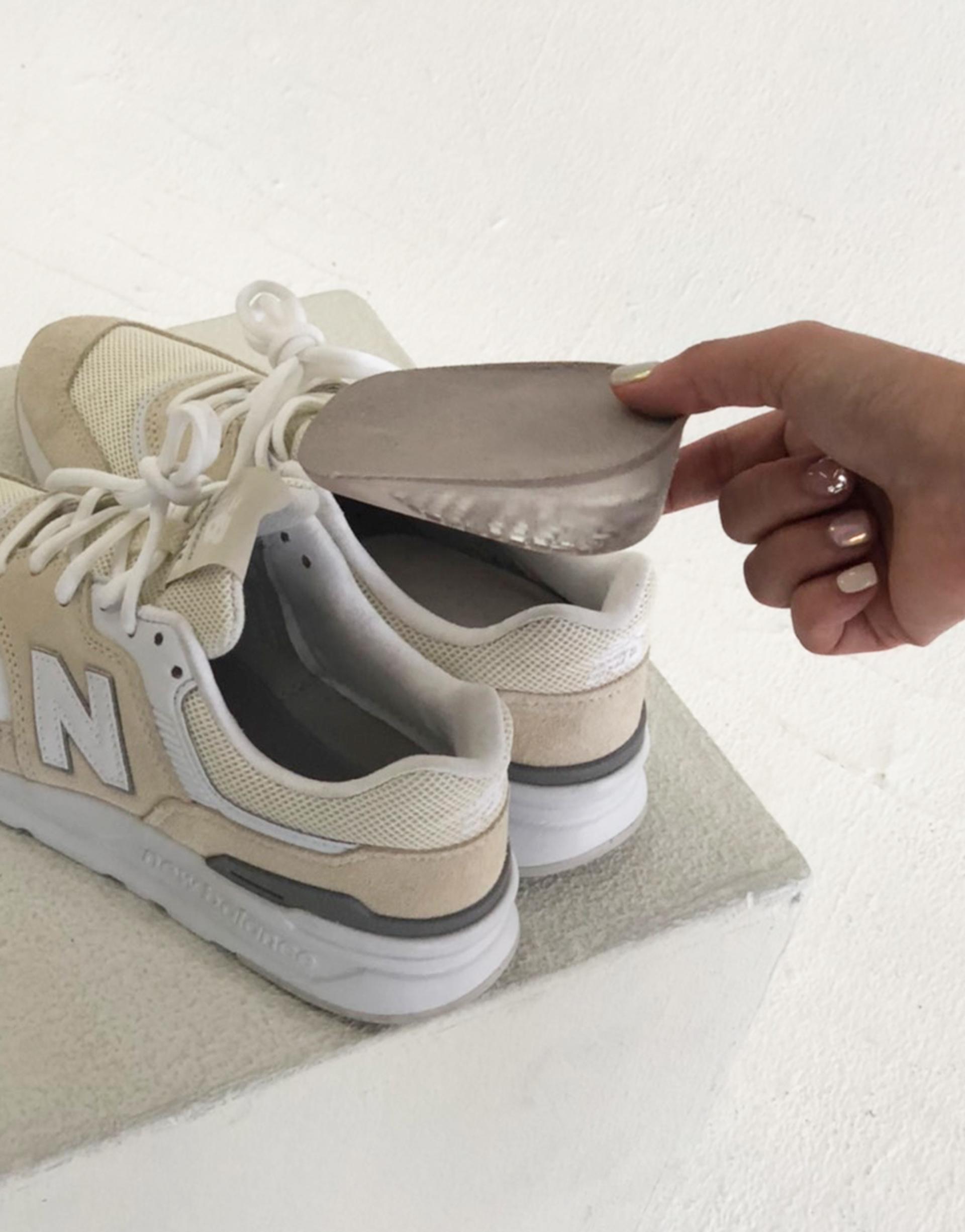 3CM矽膠增高鞋墊(半墊)-PAZZO