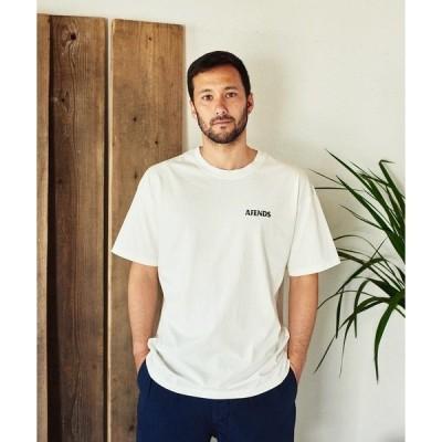 tシャツ Tシャツ Afends No tomorrow tee (アフェンズ ノートゥモローT)(WHITE)(Men's)(ホワイト)