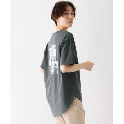 SHOO・LA・RUE/DRESKIP(シューラルー/ドレスキップ) ひんやり 転写プリントTシャツ