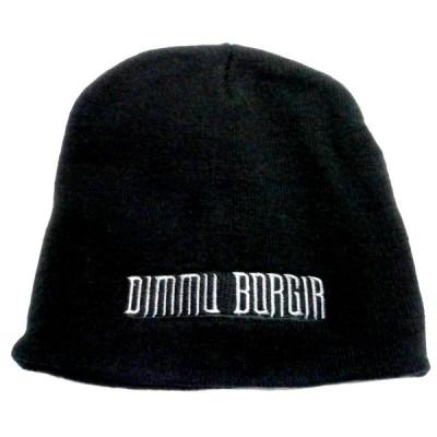 【DIMMU BORGIR】ディムボルギル「LOGO」ニットキャップ