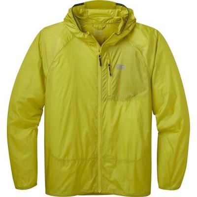 アウトドアリサーチ ジャケット&ブルゾン メンズ アウター Helium Wind Hooded Jacket - Men's Zinger