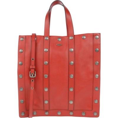 モスキーノ MOSCHINO レディース ハンドバッグ バッグ handbag Red