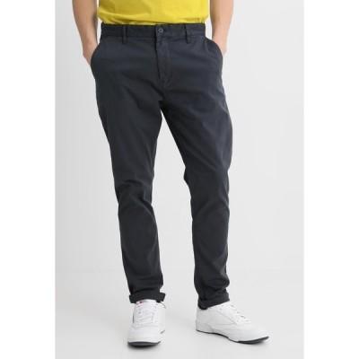 ミニマム カジュアルパンツ メンズ ボトムス NORTON - Trousers - navy blazer