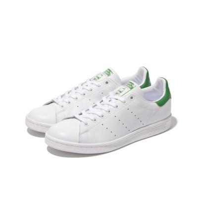 アディダス スタンスミス adidas STAN SMITH ホワイト/グリーン M20324 アディダスジャパン正規品