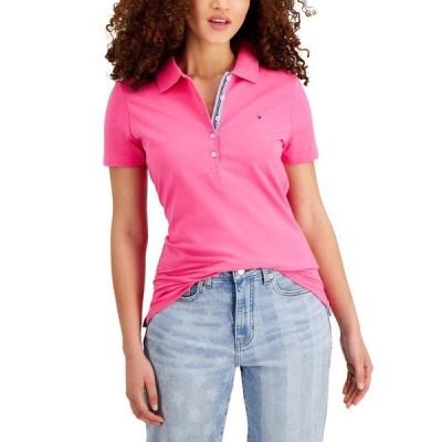 トミー ヒルフィガー シャツ トップス レディース Polo Shirt Dahlia
