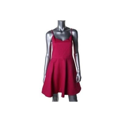 ドレス 女性  ジョア Joie 2242 レディース Viernan ピンク Textuレッド Spaghetti ストラップ カジュアル ドレス S