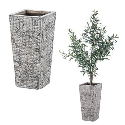 グリーンベース GRNB-206 オリーブの木 植木鉢 グリーンベース 鉢 5号用 植物 フェイクグリーン 東谷 AZUMAYA (メーカー直送)(本州・四国・九州送料無料)