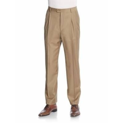 ザネラ メンズ パンツ Bennett Virgin Wool Trousers