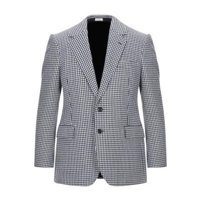 アレキサンダー マックイーン ALEXANDER MCQUEEN テーラードジャケット ブラック 50 バージンウール 100% テーラードジャケット