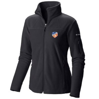 コロンビア レディース ジャケット・ブルゾン アウター FC Cincinnati Columbia Women's Give & Go Full-Zip Jacket Black