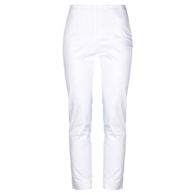 PT Torino パンツ ホワイト 40 コットン 95% / ポリウレタン 5% パンツ