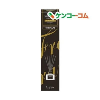 シャルダン フレグランス リビング専用 芳香剤 部屋用 ベルベットムスク つめかえ ( 80ml )/ シャルダン(SHALDAN)