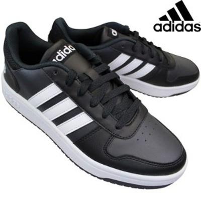 アディダス adidas  アディフープス 2.0 ADIHOOPS 2.0 B44699 コアブラック/ランニングホワイト メンズ スニーカー シューズ バスケット