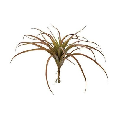 ポピー 造花の観葉植物 チランジアブッシュ レッドグリーン GL-5052R/G