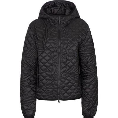 モンクレール Moncler Genius レディース ダウン・中綿ジャケット アウター 1 MONCLER JW ANDERSON quilted down jacket Black