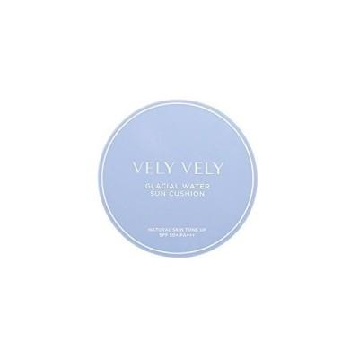 【IMVELY公式サイト】VELY VELY (ブリーブリー) グラシアルウォーターサンクッション SPF 50+、PA+++ 韓国コスメ トー