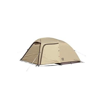 ogawa(オガワ) アウトドア キャンプ テント ドーム型 ステイシー ST-2 【2~3人用】 サンドベージュ 2616-80