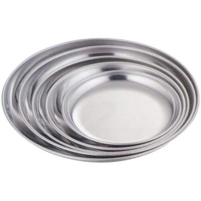 AG 18-0 市場用 丸皿 12cm 10枚セット 92512