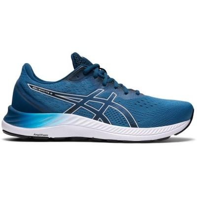 アシックス シューズ メンズ ランニング ASICS Men's Excite 8 Running Shoes Blue