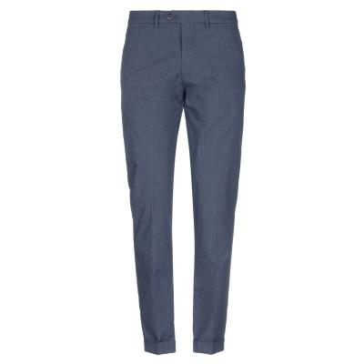 SEVENTY SERGIO TEGON パンツ ブルー 46 コットン 98% / ポリウレタン 2% パンツ