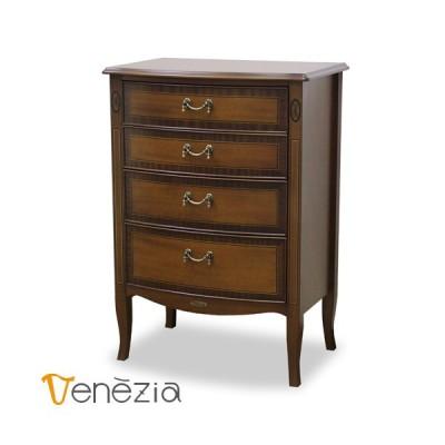 ベネチア チェスト60A Venezia アンティーク調 完成品 東海家具