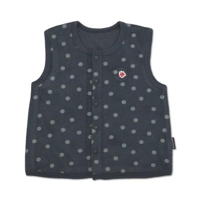 Anna Nicola シンカーパイル ドット ベスト 【ベビー服】Babywear