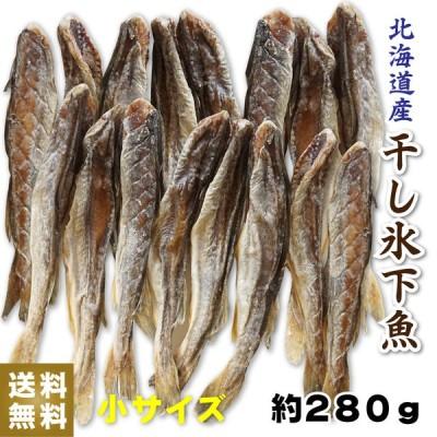 珍味 おつまみ 干し 氷下魚 約280g 北海道産 こまい 小サイズ 13〜15尾程度 コマイ カンカイ
