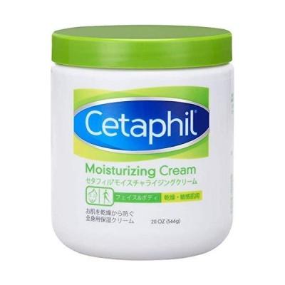 セタフィル Cetaphil  モイスチャライジングクリーム 566ml (フェイス & ボディ 保湿クリーム クリーム)-3 パックf#ac