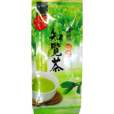 鹿児島県産知覧茶150g「ごふだん用 お買い得品 お茶 葉」┃お茶の通販なら美味探求 お茶の里