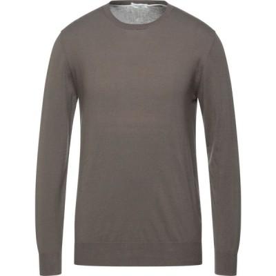 パオロ ペコラ PAOLO PECORA メンズ ニット・セーター トップス Sweater Dove grey