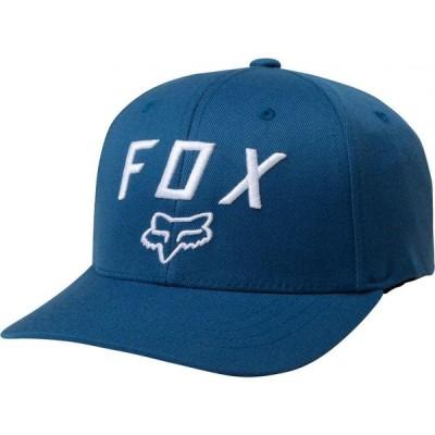 フォックス Fox メンズ キャップ スナップバック 帽子 legacy moth 110 snapback cap Dusty Blue