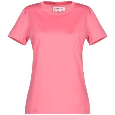 メゾン マルジェラ MAISON MARGIELA T シャツ フューシャ XS コットン 100% T シャツ