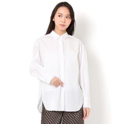 【アルアバイル/allureville】 THOMASMASON 2WAYシャツ