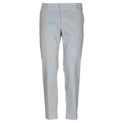 アントレ アミ ENTRE AMIS パンツ ライトグレー 40 コットン 98% / ポリウレタン 2% パンツ