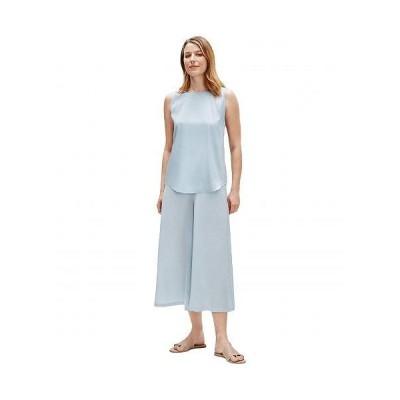 Eileen Fisher アイリーンフィッシャー レディース 女性用 ファッション ブラウス Round Neck Tank - Dawn