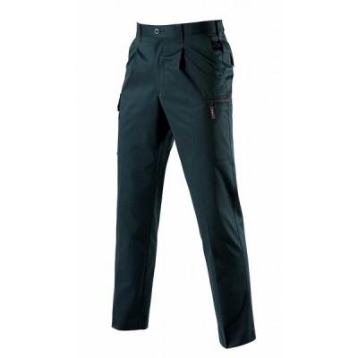 BURTLE バートル 6012 ワンタックカーゴパンツ チャコールブラック 85サイズ 秋冬用 メンズ ズボン 制電ケア 作業服 作業着 6011シリーズ