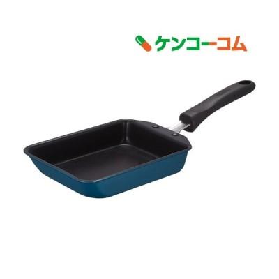 サーモス 玉子焼きフライパン 13cm ネイビー KFD-013E NVY ( 1個 )/ サーモス(THERMOS)
