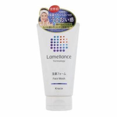 ラメランス フェイスウォッシュ110g(透明感のあるホワイトフローラルの香り) クラシエ(Kracie)