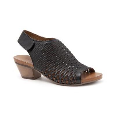 ブエノ レディース サンダル シューズ Women's Lacey Dress Sandals Black