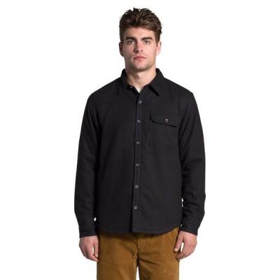 ザ ノースフェイス The North Face メンズ シャツ トップス Campshire Shirt Tnf Black