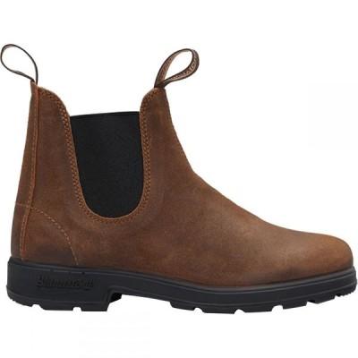 ブランドストーン Blundstone レディース ブーツ シューズ・靴 Original Suede Boot Tobacco