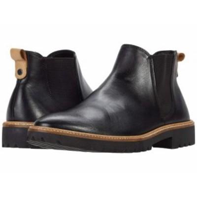ECCO エコー レディース 女性用 シューズ 靴 ブーツ チェルシーブーツ アンクル Incise Tailored Chelsea Boot Black【送料無料】